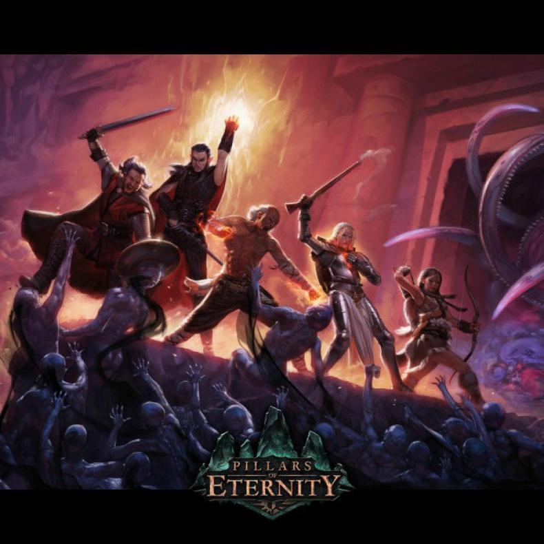 Pillars of Eternity Obsidian
