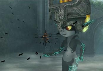 The Legend of Zelda: Twilight Princess HD Midna