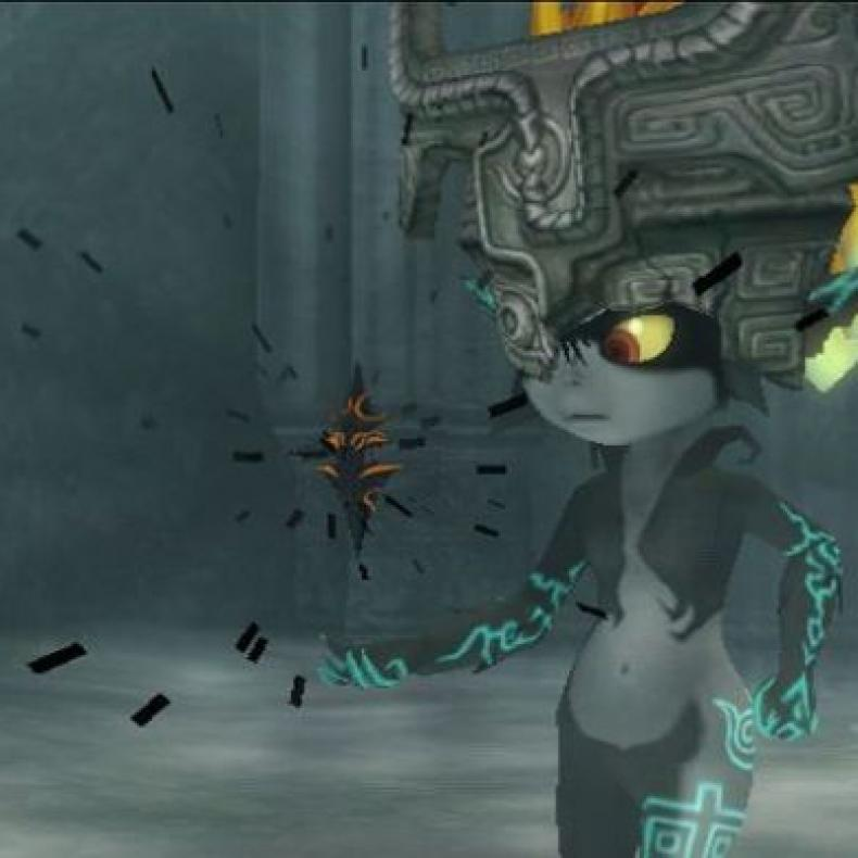 The Legend of Zelda: Twilight Princess HD Midna