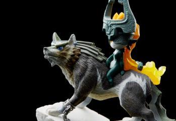 The Legend of Zelda: Twilight Princess HD - Wolf Link Amiibo