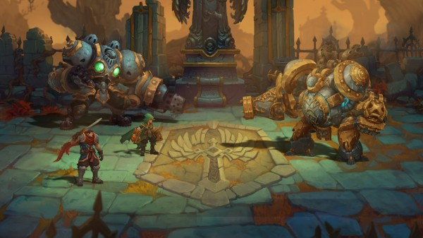 Battle Chasers - 3