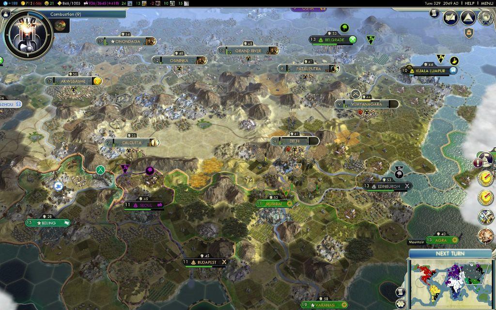 Civilization VI Art Director Talks New Engine And Updated
