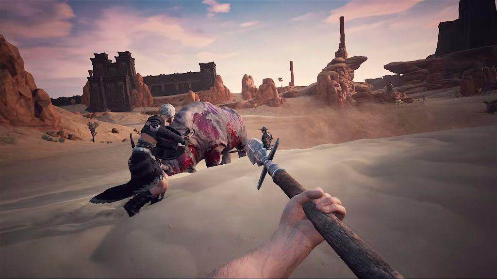 Conan Exiles to Have Full Mod Support on PC and Player Server