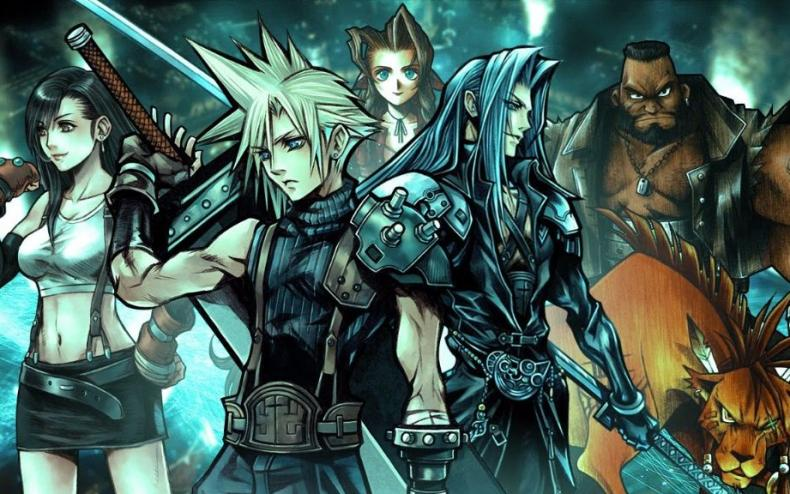 Final Fantasy VII Square Enix