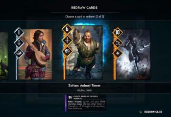 The Witcher - Gwent: The Witcher Card Game