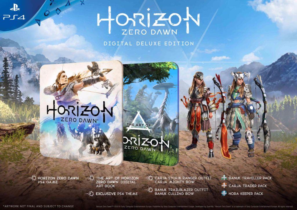 Horizon special edition - 1