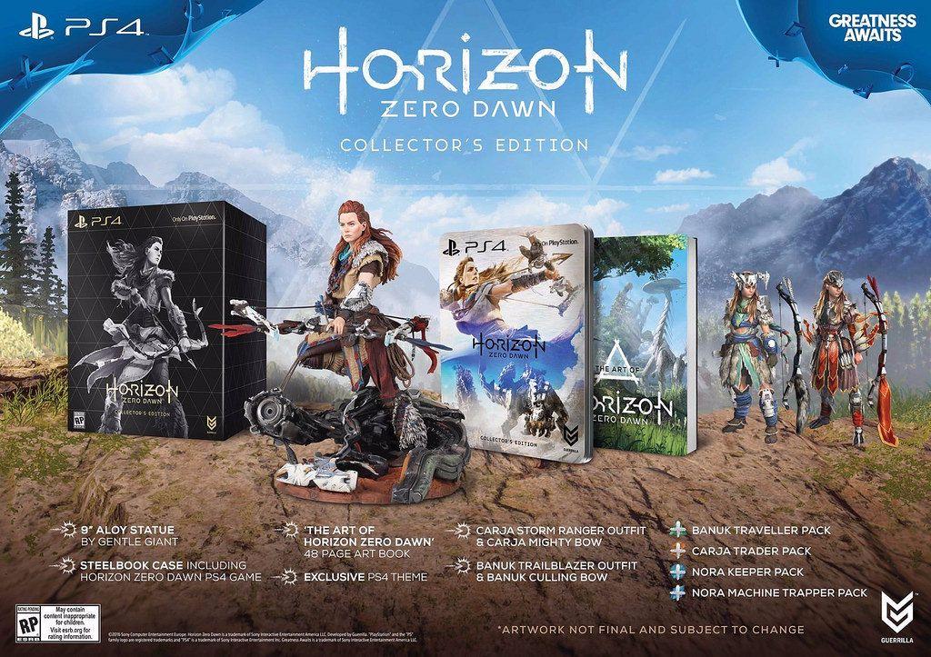 Horizon special edition -2