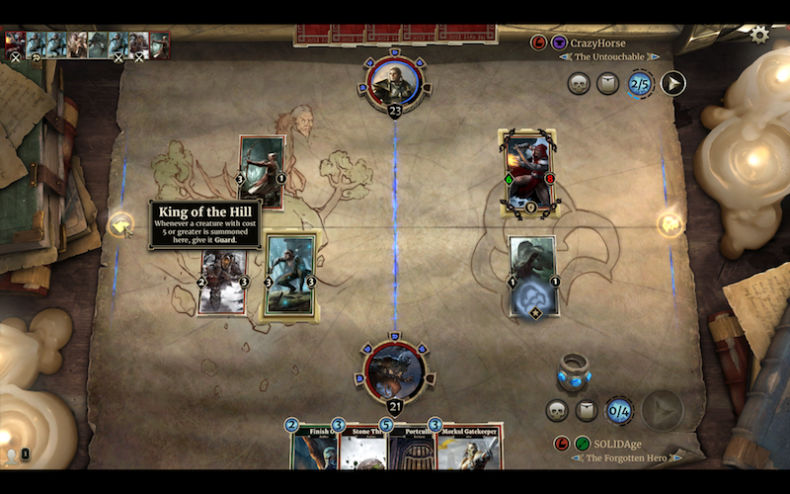 The Elder Scrolls Legends - Chaos Arena