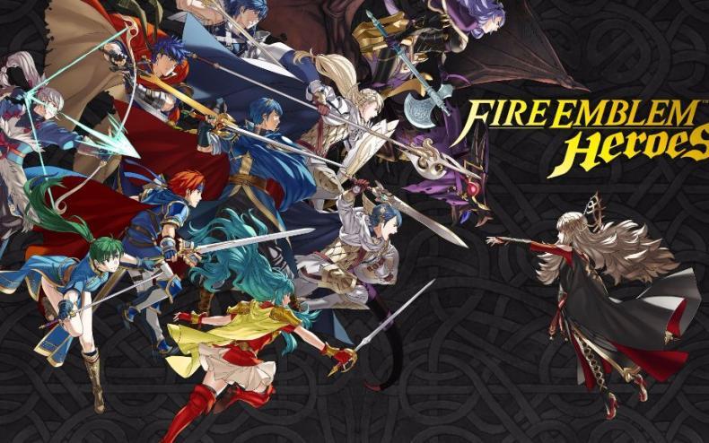 Fire Emblem Heroes Nintendo