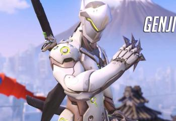 Genji coming to Heroes of the Storm