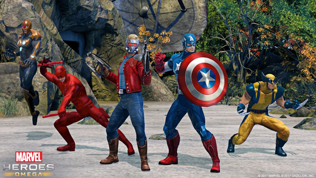 Marvel Heroes Omega - Marvel Heroes Omega Hits the Consoles! Find Out Why You Want to Check This Out!