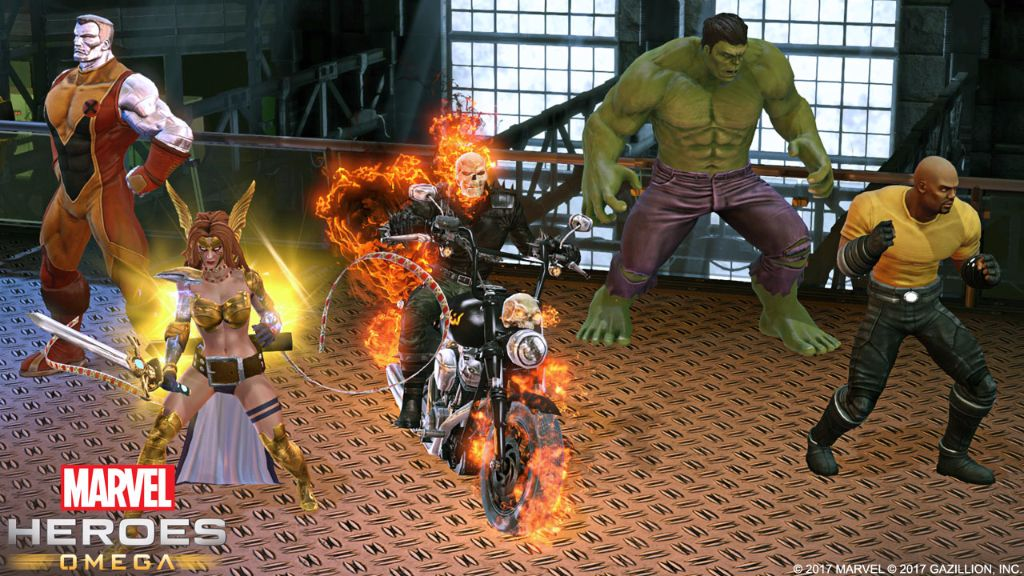 PREVIEW SCREENSHOT2 146270 - Marvel Heroes Omega Hits the Consoles! Find Out Why You Want to Check This Out!