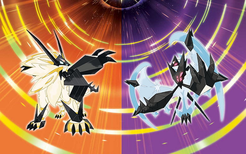 Pokemon Ultra Sun and Pokemon Ultra Moon