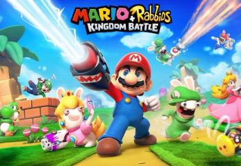 Ubisoft Mario + Rabbids Kingdom Battle