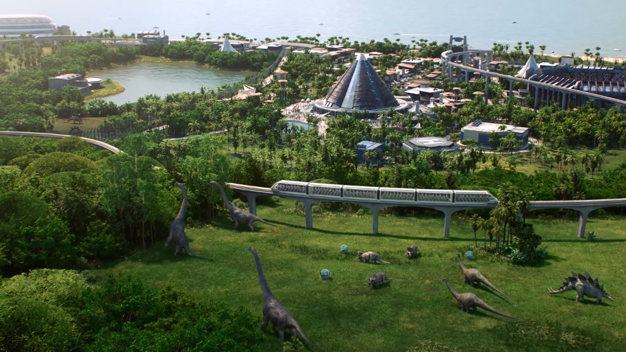 Jurassic World Evolution Announced Get All The Details On Building Your Own Jurassic World Mmorpg Forums