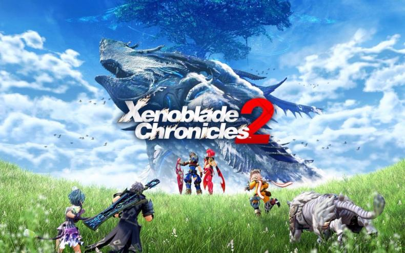 Xenoblade Chronicles 2 Monolith Soft