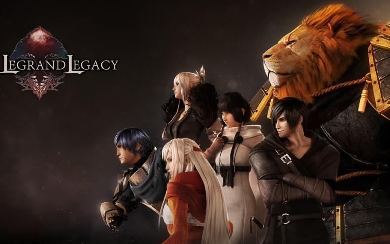 Legrand Legacy