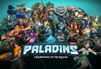 Paladins: Champions Of The Realm Paladins Champions Of The Realm