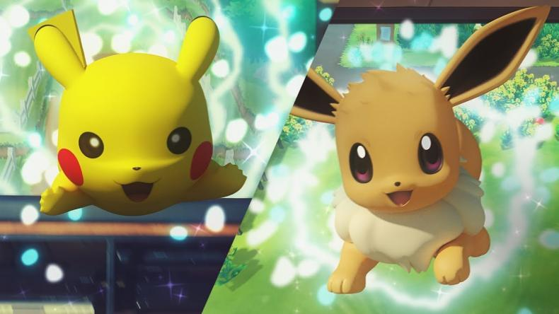 Let's Go Pikachu Pokemon Let's Go Pikachu And Eevee Game Freak