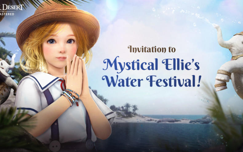mystical ellie's water festival